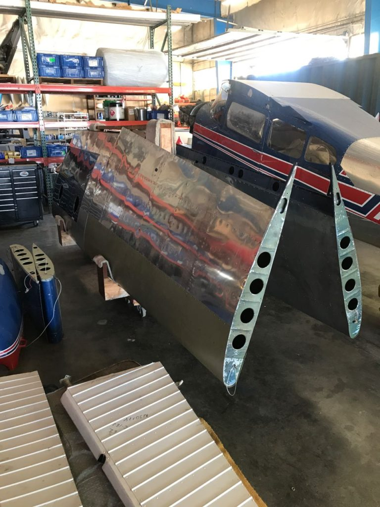 Cessna 185F – Project – Discount Aircraft Salvage