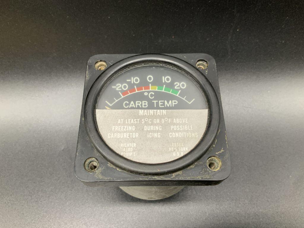 Carb Temp Gauge
