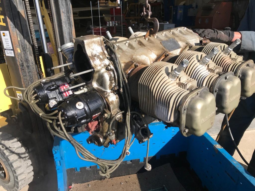 Engines & Props – Discount Aircraft Salvage